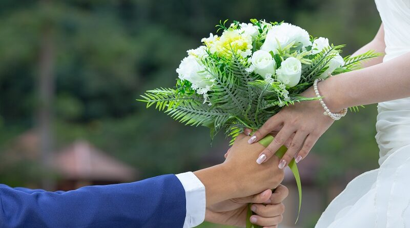 5 Different Flower Bouquets For A Fantastic Wedding