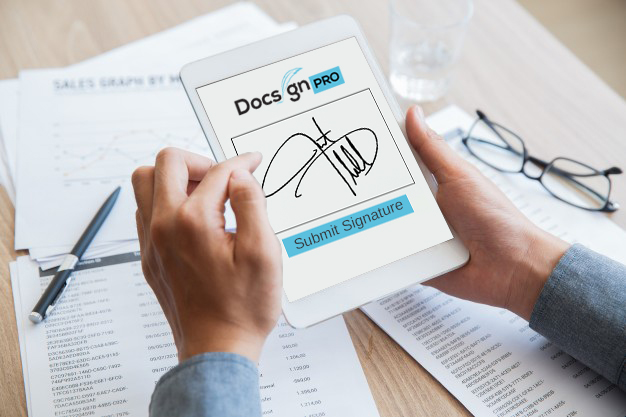 Convert your business to remote channels with an electronic signature app