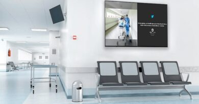 How Digital Signage Support Hospitals During A Pandemic
