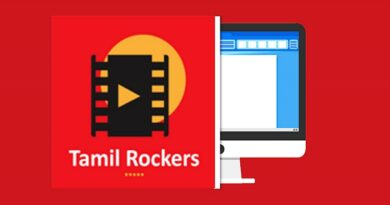 How to Download Movies Security from Tamilrockers Proxy Site