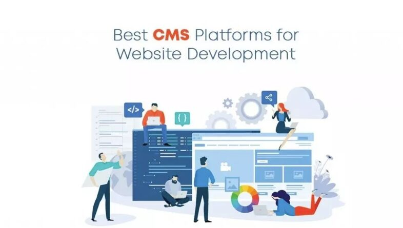 The CMS Website Development Is In Full Swing Nowadays