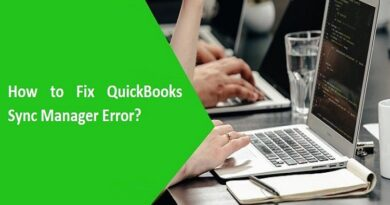 What Exactly is the QuickBooks Sync Manager