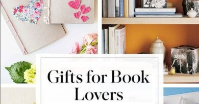 Best Gifts for Book Lovers Gifts that Book Lovers Want
