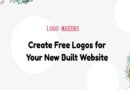 Create Free Logos for Your New Built Website