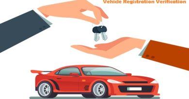 Steps of Offline Vehicle Registration Verification in Detail
