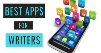 writers apps for android